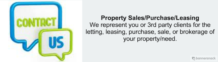 Property Sales and Agency.