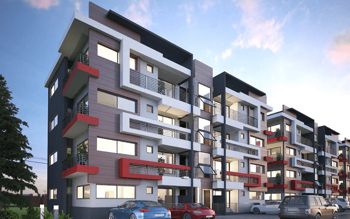 Jewels Apartments-Cityview Est Arepo