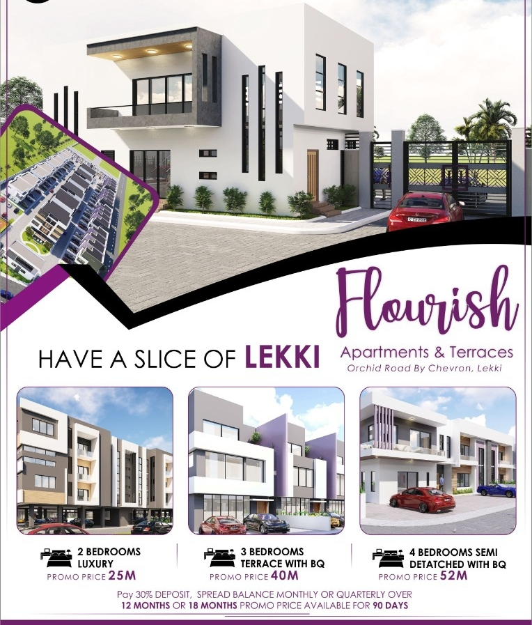 Flourish Apartments and Terraces